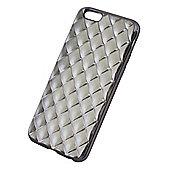 Tortoise™ Soft Case iPhone 6/6S. Criss Cross in Black