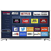 Sharp 49 Inch LC-49CUG8362KS 4k Ultra HD Smart LED TV with Freeview HD