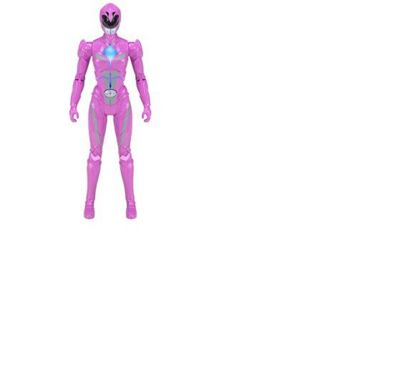 Power Rangers Movie Pink Ranger 30CM