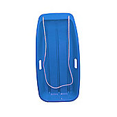 Snow Speeder Plastic Sled - Blue