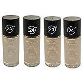 Revlon Colorstay 24 Hours / 24hrs Foundation Makeup - Fresh Beige (250) Comb/Oily
