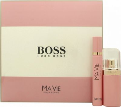 Hugo Boss Boss Ma Vie Gift Set 30ml EDP + 7.4ml EDP For Women