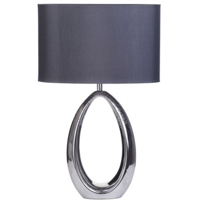 Litecraft Holly table lamp