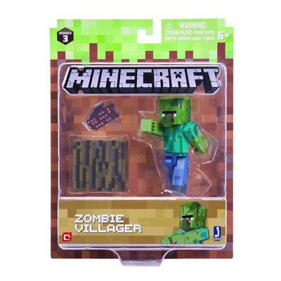 Minecraft Series 3 Wave 3 - Zombie Villager