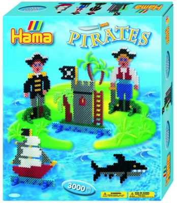 Hama Beads Pirates Small Gift Box