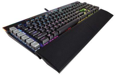 Corsair Gaming K95 RGB PLATINUM Cherry MX Speed Mechanical Gaming Keyboard UK Layout