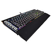 Corsair Gaming K95 RGB PLATINUM Cherry MX Speed Mechanical Gaming Keyboard UK Layout