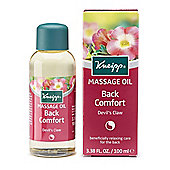 Kneipp Devils Claw Back Comfort Massage Oil 100ml