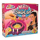 Grafix Nail Swirl Art Kit