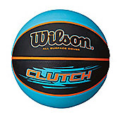 Wilson Clutch All Surface Basketball (Size 7)