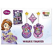 Disney Sofia the First Walkie Talkies