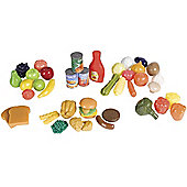 Casdon Play Food Set