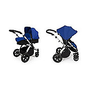 ickle bubba Stomp V2 2-in-1 Pushchair (Blue)