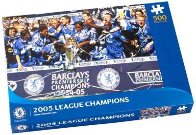 Chelsea 2005 League Champions - 500 Piece Puzzle