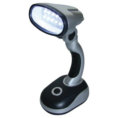 12 Led Desk Lamp With Batteries