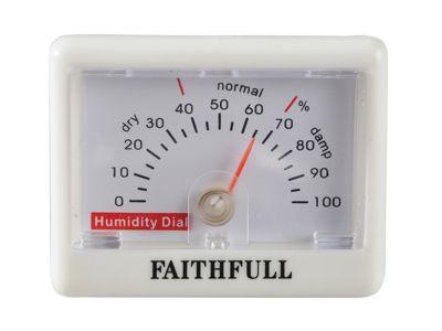 Faithfull Humidity Dial (Hygrometer)