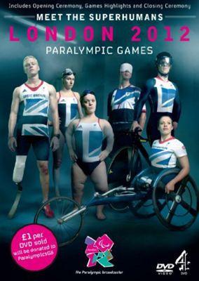 London 2012 Paralympics Games (DVD Boxset)