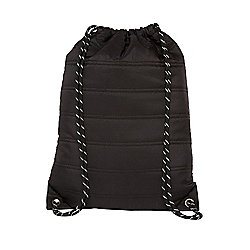 4dbfc63aad Tesco F F Quilted Drawstring Bag