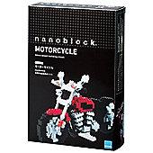 Nanoblock Motorcycle Puzzle - Construction