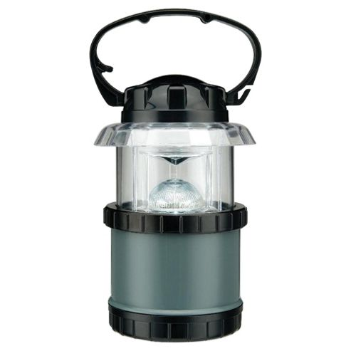 Tesco Collapsible LED Camping Lantern Light