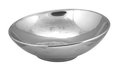 Chrome Small Bowl