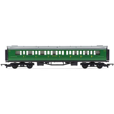 HORNBY Coach R4743 SR Composite Coach - RailRoad