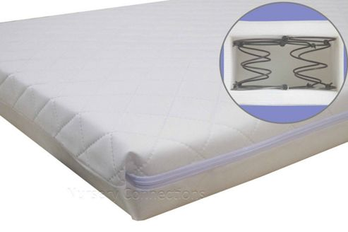 Spring Interior Unbound 139x69cm Cot Bed Mattress