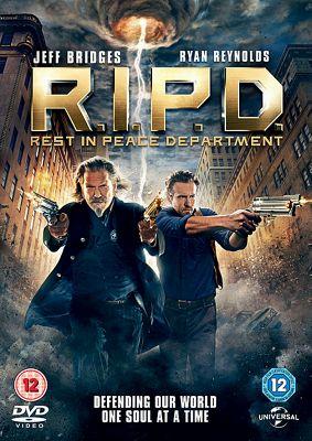 RIPD  DVD UV