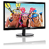 Philips LCD monitor 246V5LDSB/00 Enjoy great LED pictures in vivid colours