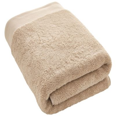 Retreat Bath Sheet 91X167 - Natural