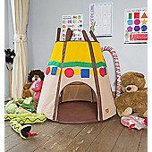 Bazoongi Teepee Play Tent by JumpKing