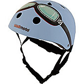 Kiddimoto Helmet Medium (Blue Goggle)