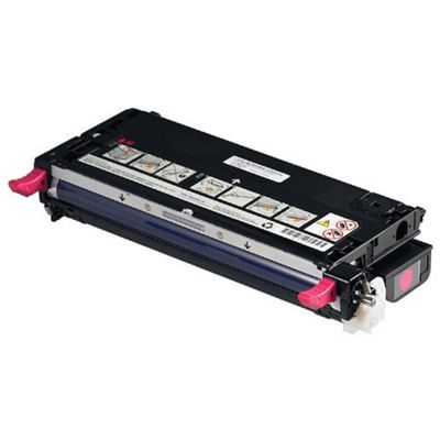 Dell RF013 High Capacity (Yield 8,000 Pages) Magenta Toner Cartridge for Dell 3110cn Colour Laser Printers