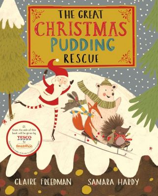 The Great Christmas Pudding Rescue