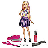 Barbie Colourful Crimps & Curls