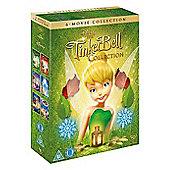 Tinker Bell Series 1-6 DVD