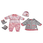Baby Annabell Deluxe Cold Days Set