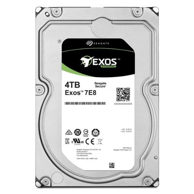 4TB Seagate Exos E-Class Nearline Enterprise SATA 3.5 512E Hard Drive (ST4000NM0115)