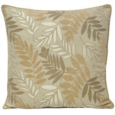 Riva Home Fern Natural Cushion Cover - 45x45cm
