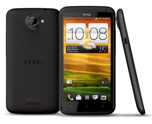 HTC One X - Sim Free (Glamour Grey)