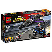 LEGO Marvel Super Heroes Black Panther Pursuit 76047