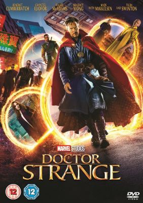Marvel's Doctor Strange DVD