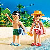 Playmobil Duo Pack Beachgoers