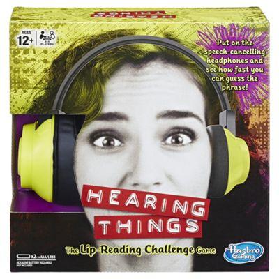 Hearing Things from Hasbro Gaming