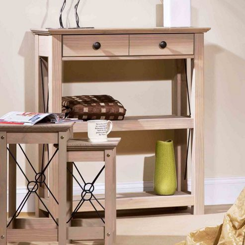 Home Essence Pembroke Bookcase with Drawer