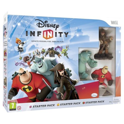 Infinity Starter Pack - Wii
