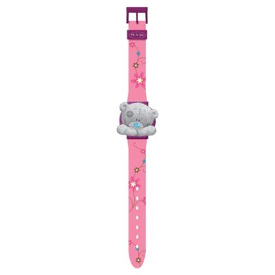 Me To You Pink Fliptop Watch