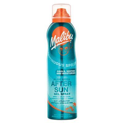 Malibu Continuous Aloe Vera After Sun Gel Spray 175ml