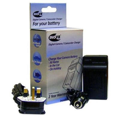 Inov8 Battery Charger For Sanyo DB-L40