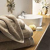Luxury 800gsm Boutique 100% Turkish Cotton Towel - Beige